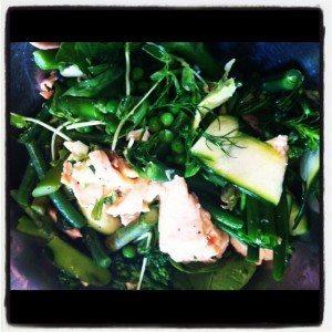 alkalizing salad