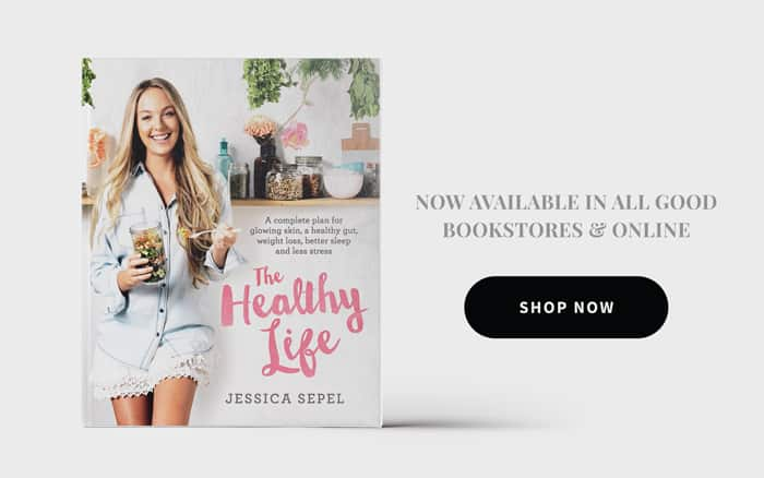 The Healthy Life, the book