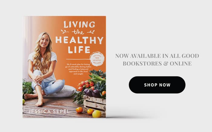 Living the Healthy Life, the book