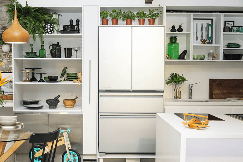 This Healthy Fridge Stops Your Greens From Wilting! Say What?