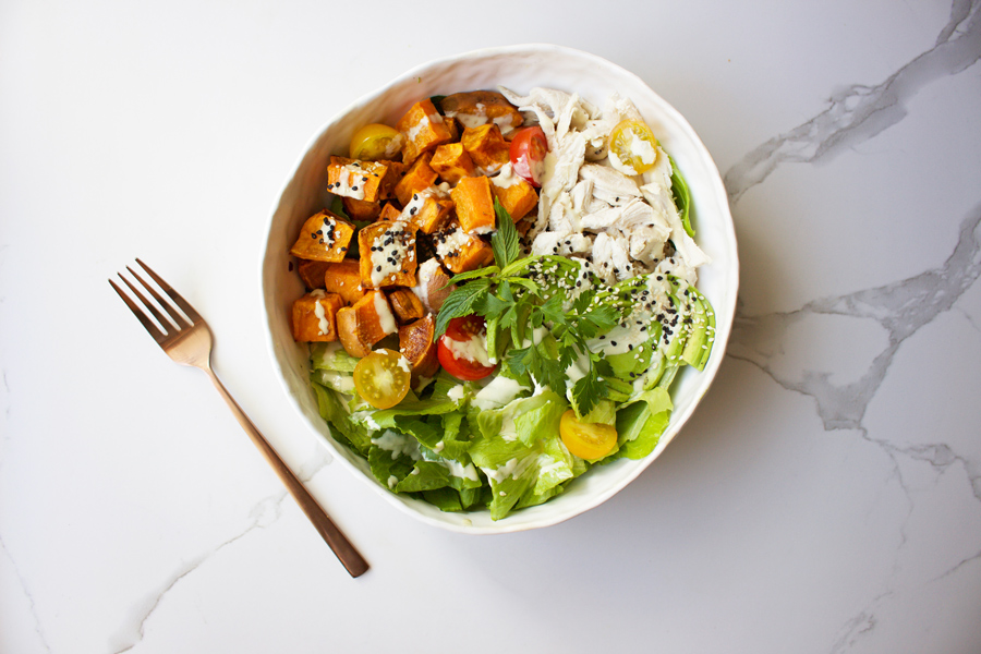 This Build A Meal Guide Shows You How To Create A Healthy Meal