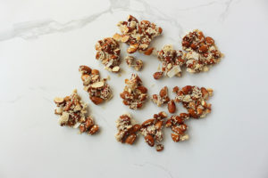 Cinnamon Almond Clusters