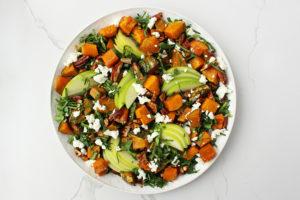 Pumpkin & Apple Salad