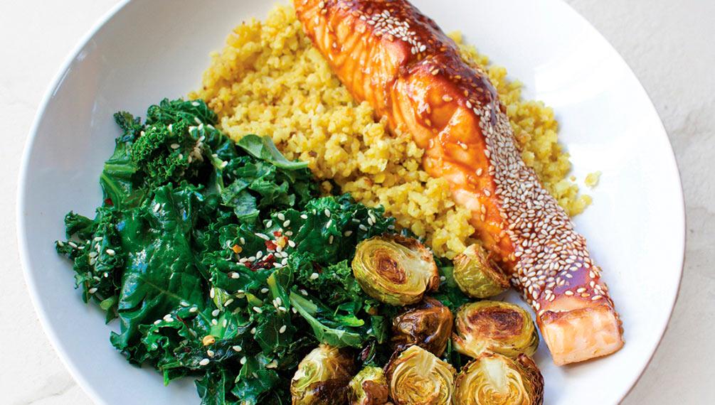 Quatro alimentos anti-inflamatórios | JSHealth 1